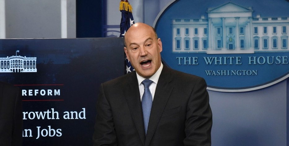 Gary Cohn: GOP in total agreement on major tax reform issues