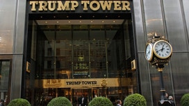 Trump to return to Trump Tower for first time as president