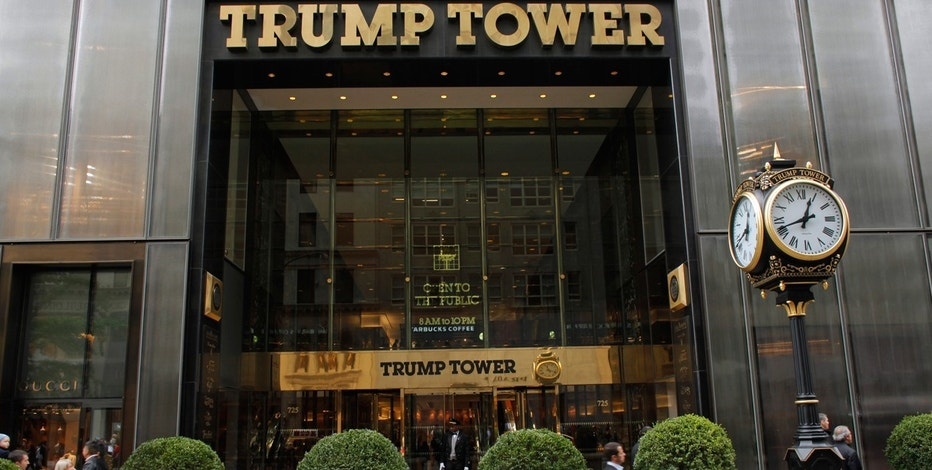 Trump to return to Trump Tower for 1st time as president