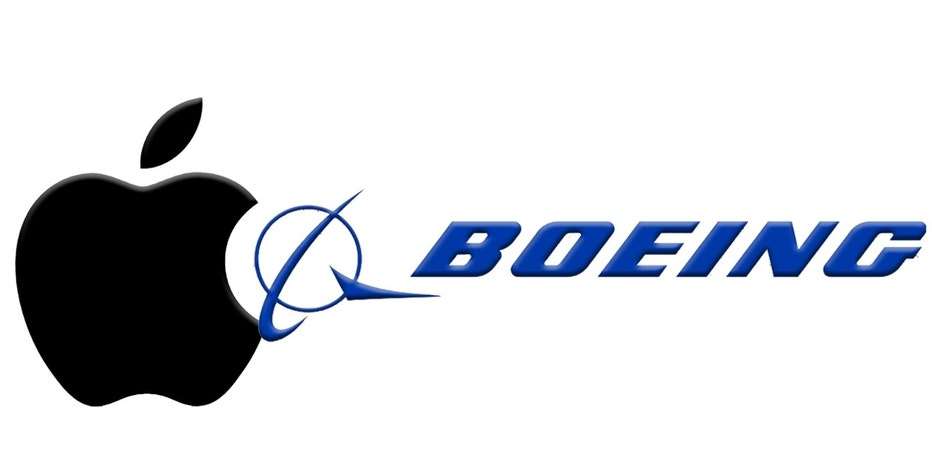 boeing apple