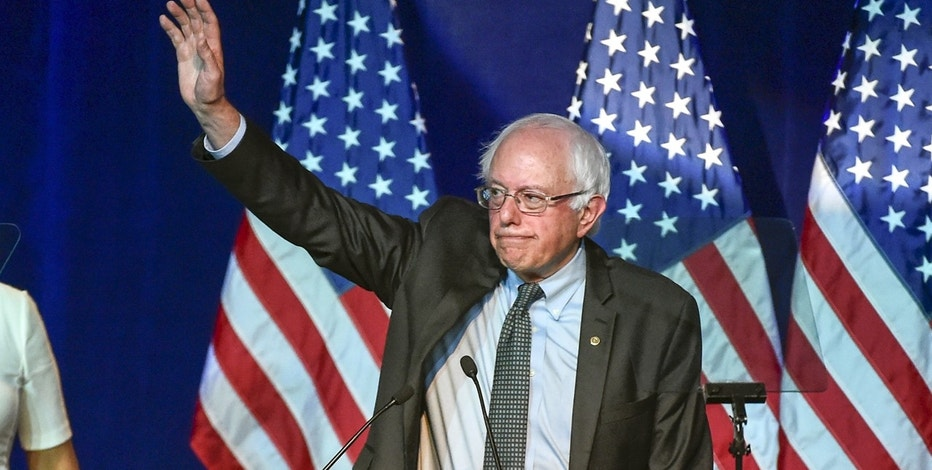 Three more Democratic 2020 prospects back Bernie Sanders' single-payer bill