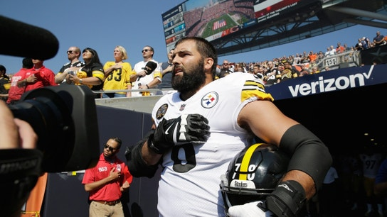 Alejandro Villanueva is NFL's top-selling jersey since standing for anthem