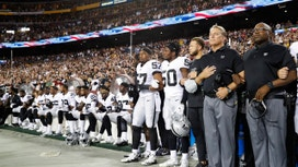 Fmr. NFL Kicker Nick Lowery says he stands for the flag