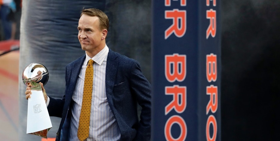 Senator Peyton Manning? It could actually happen