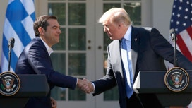 Trump facilitates deals for Boeing, Lockheed during meeting with Greek PM