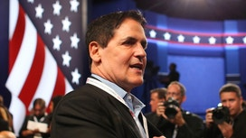Mark Cuban a 'triple threat' in presidential race, says TMZ's Harvey Levin