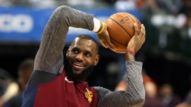 NBA's LeBron James, Adam Silver address Trump remarks on MLK Day