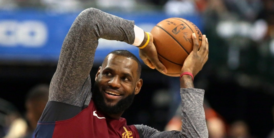 LeBron James says Donald Trump has allowed racists to operate without fear