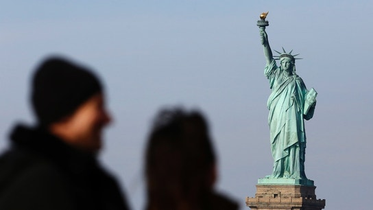 Statue of Liberty to reopen&#x3b; shutdown keeps other parks, monuments closed