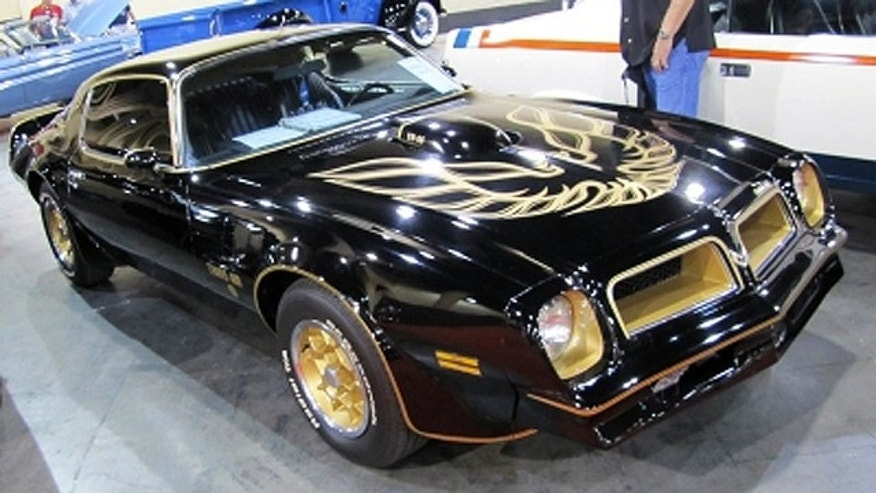 This 1976 Trans Am 50th Anniversary sold for $18,700