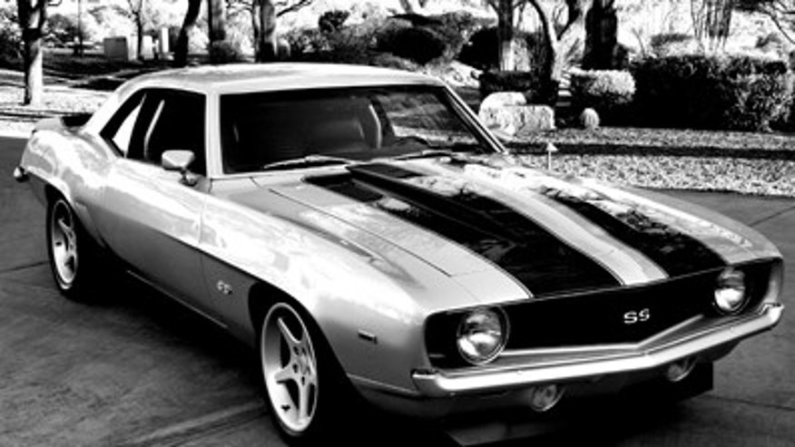 Brett Michaels' 1969 Chevrolet Camaro
