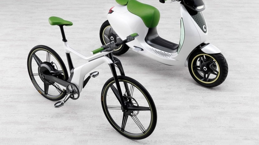 Smart Ebike and Escooter