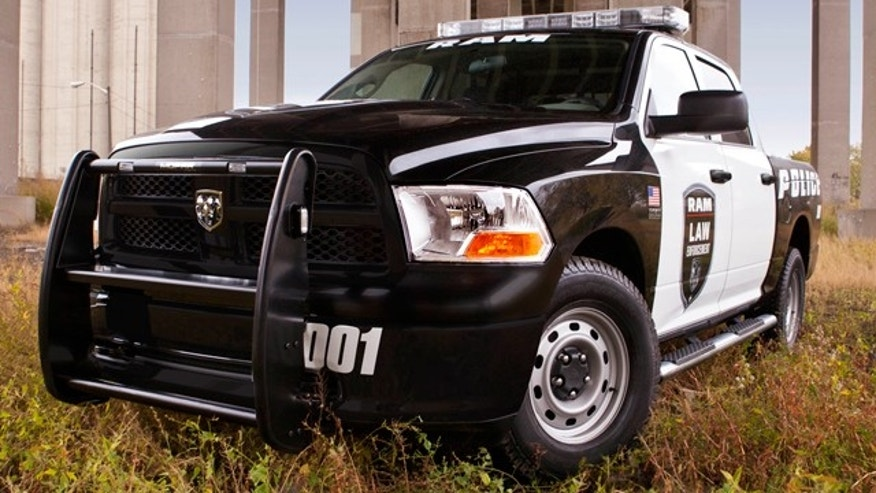 Ram 1500 Crew Cab 4x4 Special Service package