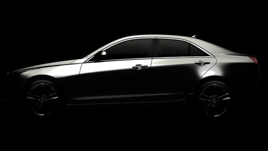 Cadillac to Launch Compact Luxury Sedan in 2012