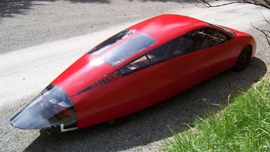 Dave Cloud's Geo Metro-based Dolphin