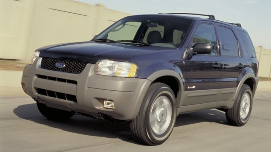2002 Ford Escape XLT 4x4