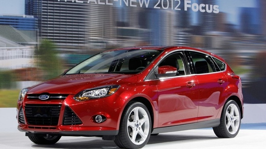 Ford Best Selling Car Focus