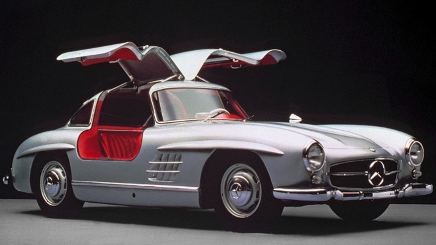 Mercedes-Benz 300SL (File)