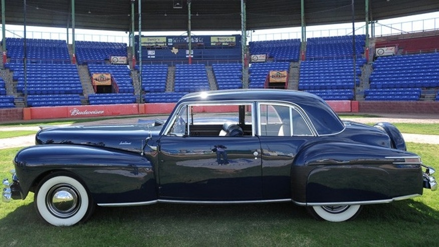 Exchange Babe Ruth Car