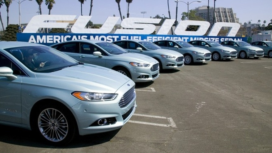 All-New Ford Fusion