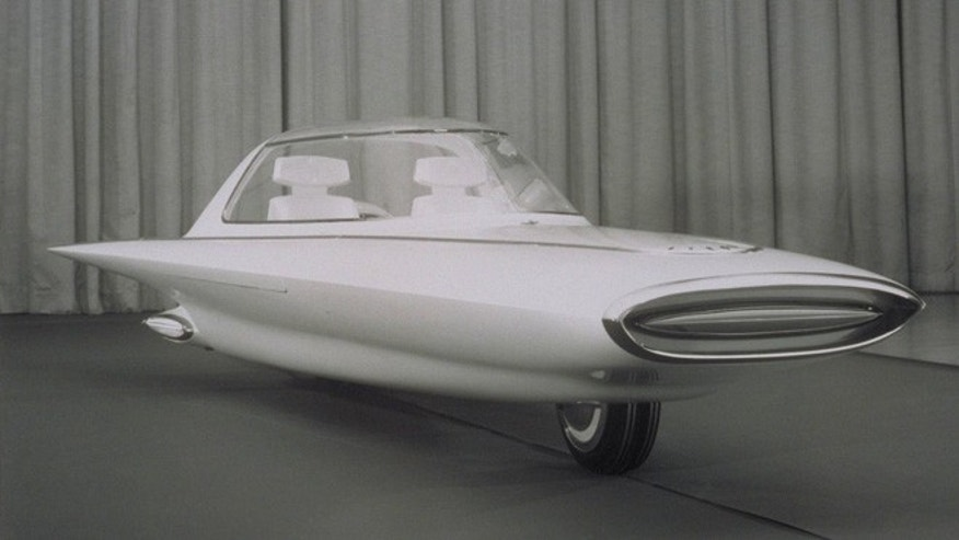 1961 Ford Gyron Show Car