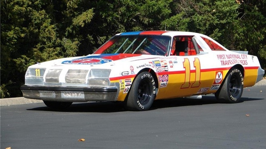 1977 Oldsmobile Cutlass Winston Cup Series