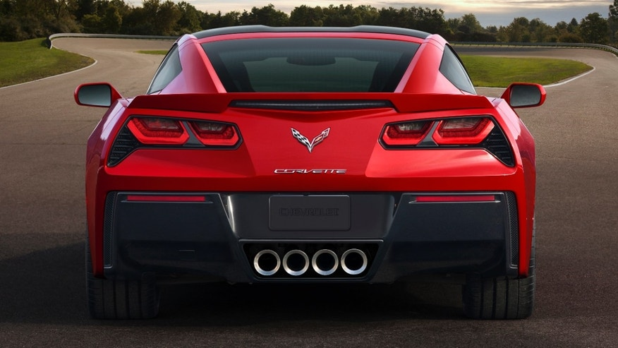 The all-new 2014 Chevrolet Corvette Stingray???s provocative exterior styling is as functional as it is elegant; every line, vent, inlet and surface has been optimized to enhance the car's overall performance.