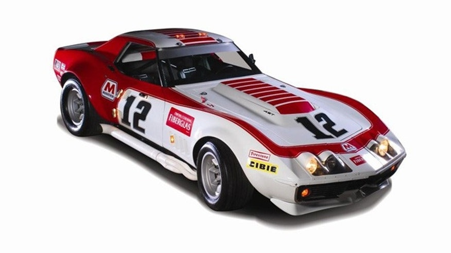 1968 Chevrolet Corvette L88 race car