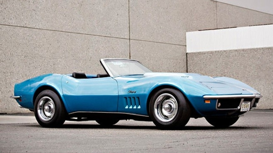 1969 Chevrolet Corvette L88 roadster