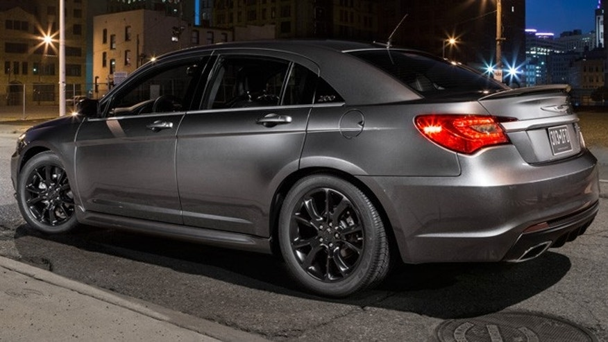 2013.5 Chrysler 200 S Special Edition