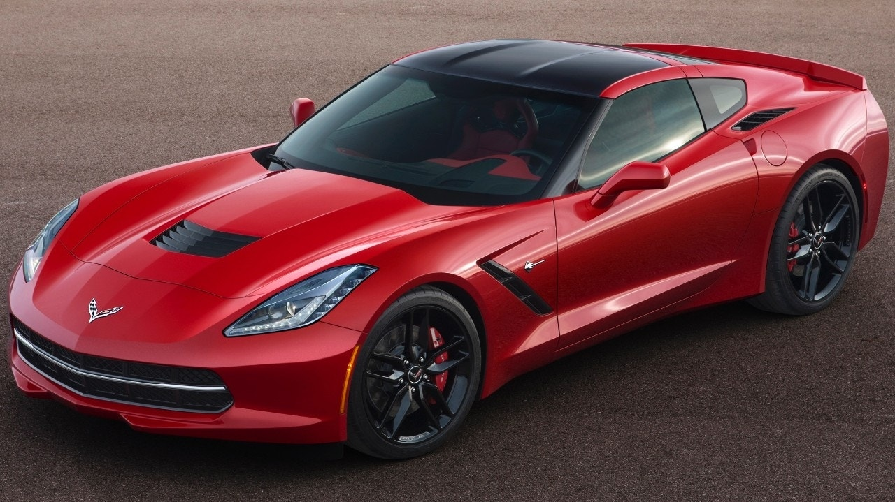 2014 chevrolet corvette stingray price revealed fox news. Black Bedroom Furniture Sets. Home Design Ideas