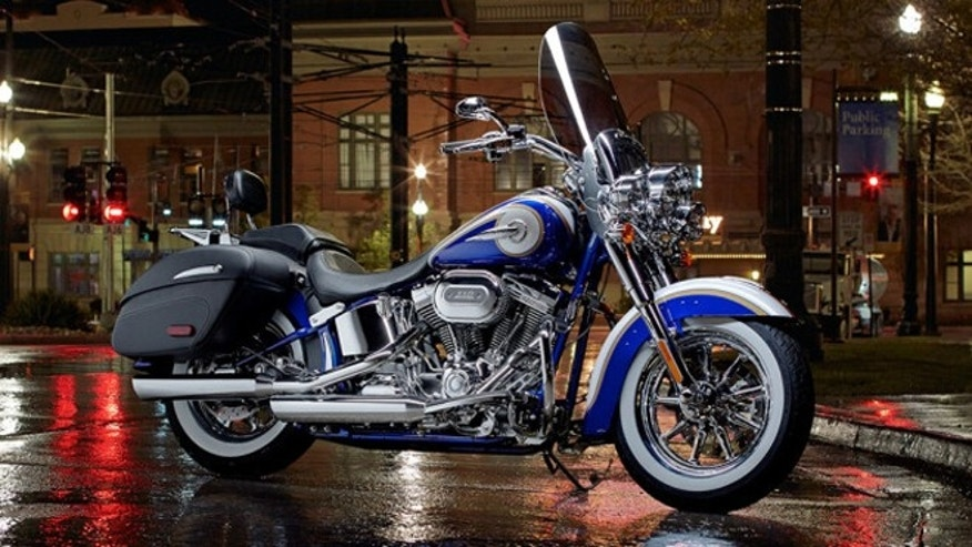 2014 CVO Softail Deluxe