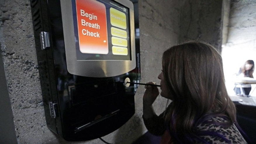 Breathalyzer Bars Utah