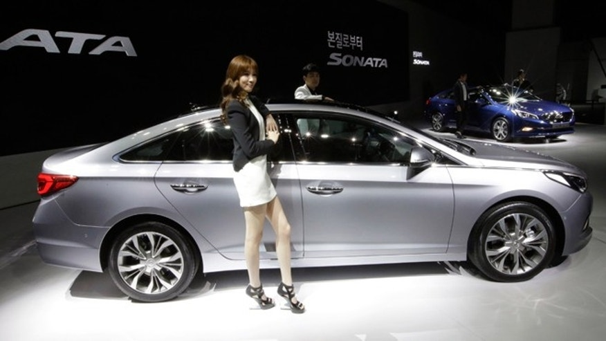 South Korea Hyundai Sonata