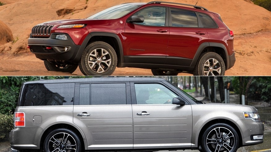 Jeep Cherokee/Ford Flex
