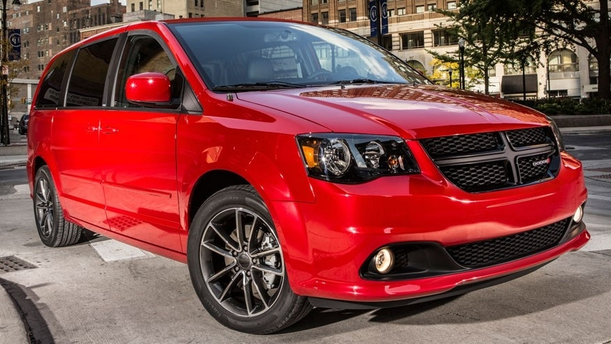 2014 Dodge Grand Caravan SXT Blacktop