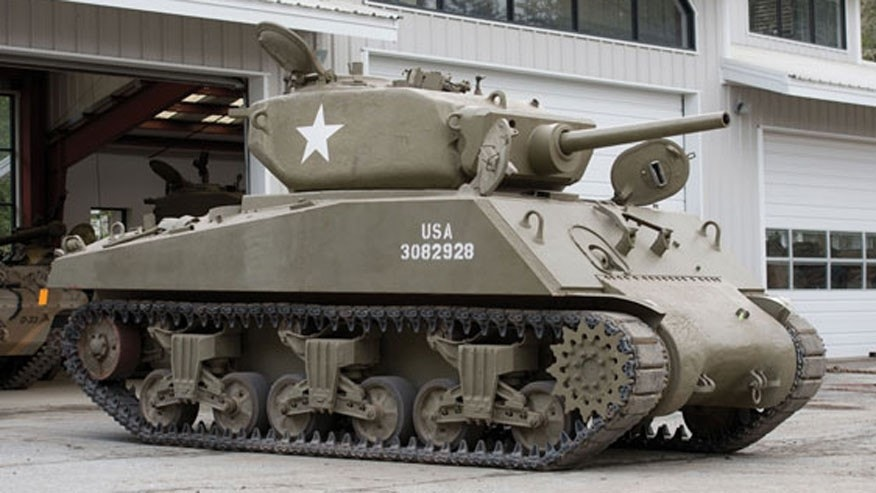 "M4A3E2 Assault Tank ""Jumbo Sherman"""