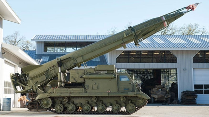 8K11 Surface-to-Surface Missile (SCUD-A)