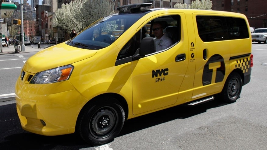New NYC Taxis