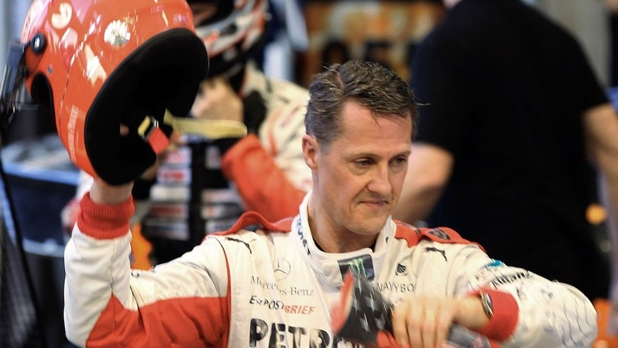 Germany Formula One Schumacher Released