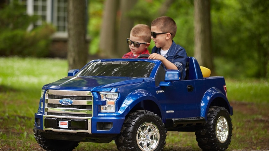 Power Wheels F-150