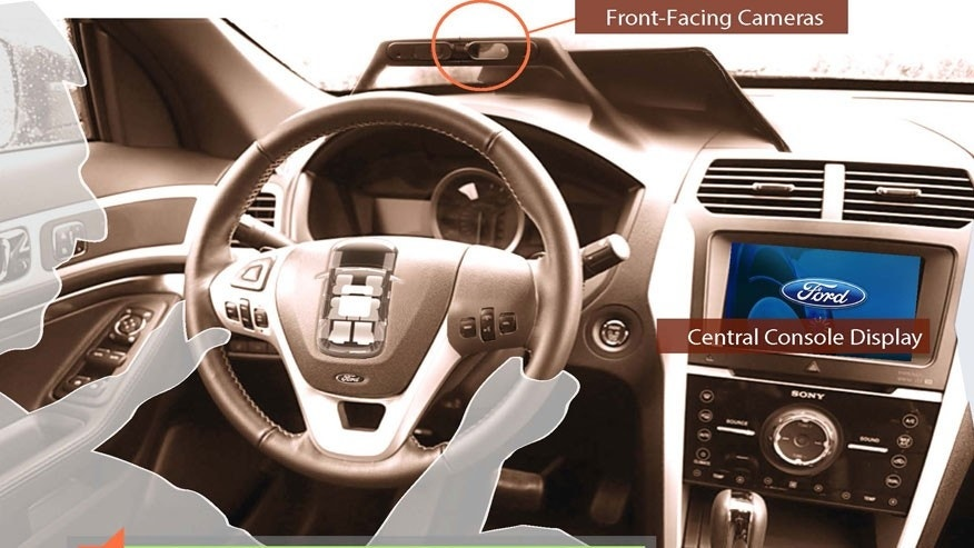 Ford and Intel Research Demonstrates the Future of In-Car Personalization and Mobile Interior Imaging Technology