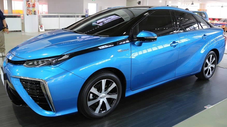 Japan Toyota Fuel Cells