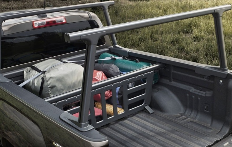2015 GMC Canyon SLE All-Terrain Extended Cab with Accessory Cargo Divider