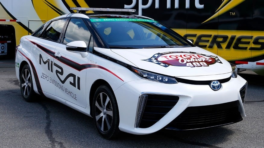 NASCAR Richmond-Hydrogen Pace Car Auto Racing