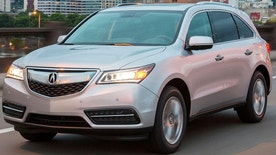 Behind The Wheel 2016 Acura MDX