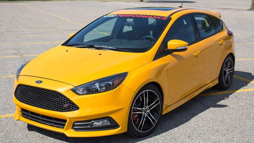 Ford Performance mountune kit