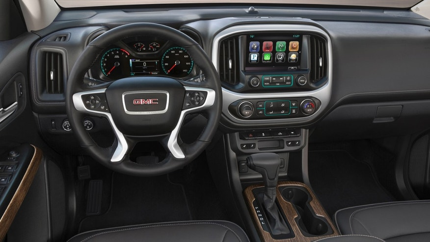 2017 GMC Canyon Denaliâ