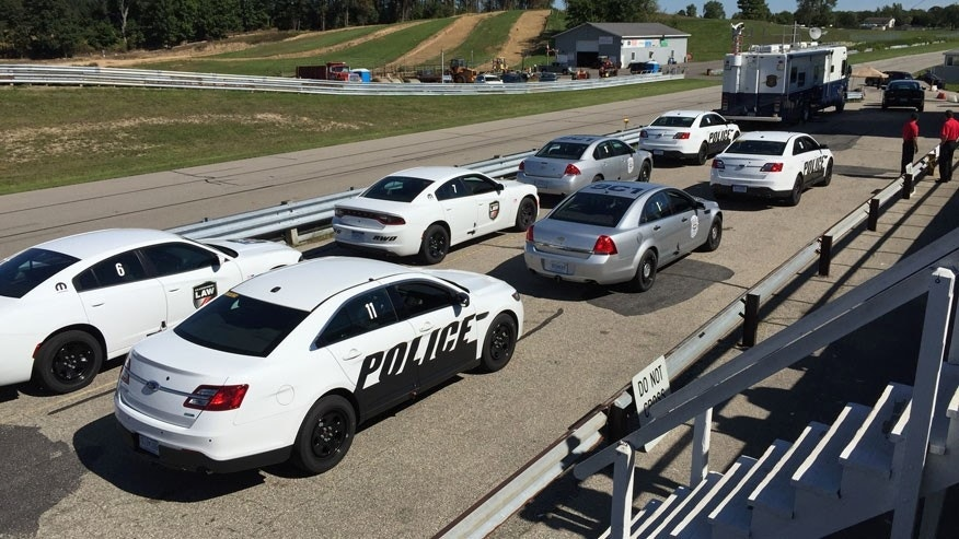 Ford EcoBoost Police Interceptors Have Quickest Acceleration and Fastest Lap Times in Michigan, California Agency Tests; 2.0-Liter EcoBoost Sedan Becomes Pursuit Rated