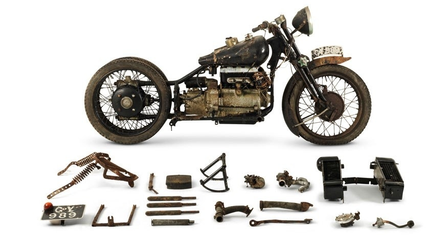 1938 Brough Superior 800cc BS4